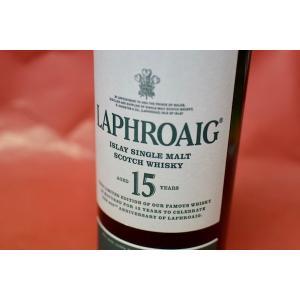 モルトウイスキー ラフロイグ / 15年 43% 200周年記念|wineholic