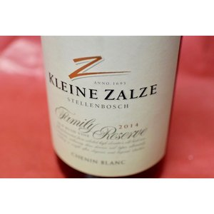 白ワイン クライン・ザルゼ・ワインズ / ファミリー・リザーヴ・シュナン・ブラン [2014]|wineholic