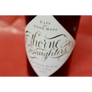白ワイン ソーン・ドーターズ / ロッキング・ホース・ケープ・ホワイト [2015]|wineholic