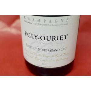 シャンパン スパークリングワイン エグリ・ウーリエ・ブラン・ド・ノワール・グラン・クリュ・デコルジュマン [2016]|wineholic