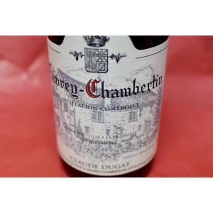 赤ワイン クロード・デュガ / ジュヴレ・シャンベルタン [2014]|wineholic