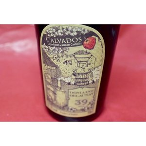 カルヴァドス ドメーヌ・ドロネー/ カルヴァドス 39年 41.7% 700ml|wineholic