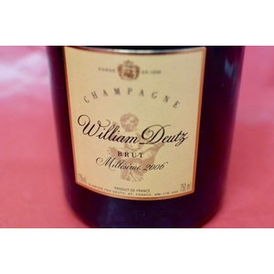 シャンパン スパークリングワイン ドゥーツ / キュヴェ・ウイリアム・ドゥーツ [2006]|wineholic