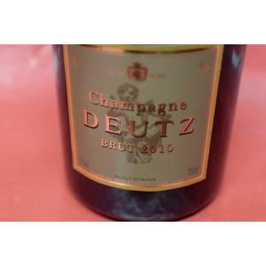 シャンパン スパークリングワイン ドゥーツ / ブリュット・ヴィンテージ [2010]|wineholic