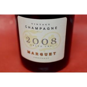 シャンパン スパークリングワイン マルゲ・ペール・エ・フィス / エキストラ・ブリュット アンボニアキュス・グラン・クリュ [2008] wineholic