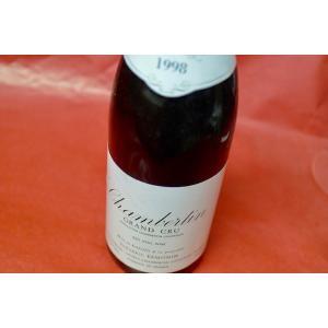 赤ワイン フレデリック・エスモナン / シャンベルタン [1998]|wineholic