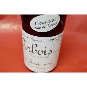 赤ワイン ドメーヌ・リュシアン・アヴィエ / アルボワ・トゥルソー・キュヴェ・マルヌ・ルージュ [2014]|wineholic
