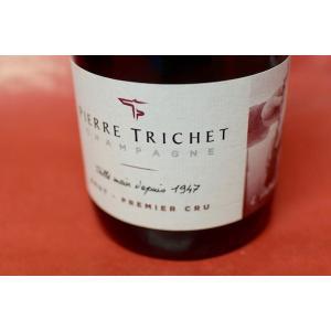 シャンパン スパークリングワイン トリシェ ディディエ / ブリュット・プルミエ・クリュ|wineholic