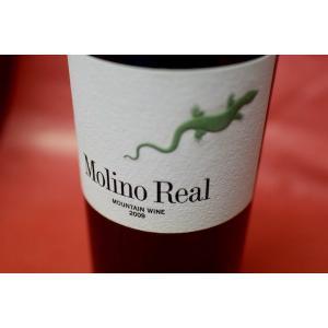 甘口ワイン デザートワイン テルモ・ロドリゲス / モリノ・レアル [2009] 500ml|wineholic