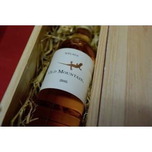 甘口ワイン デザートワイン テルモ・ロドリゲス / オールド・マウンテン [2005] 375ml|wineholic