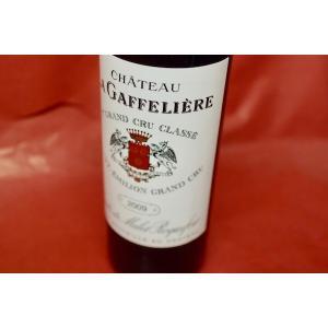 赤ワイン シャトー・ラ・ガフリエール [2009]|wineholic