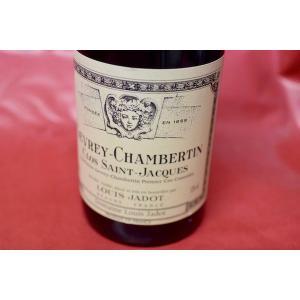 赤ワイン ルイ・ジャド /  ジュヴレ・シャンベルタン・プルミエ・クリュ・クロ・サン・ジャック [2004]|wineholic