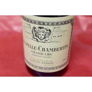 赤ワイン ルイ・ジャド /  シャペル・シャンベルタン・グラン・クリュ [2004]|wineholic