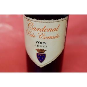 白ワイン シェリー バルデスピノ / カルデナル・パロ・コルタド 375ml|wineholic