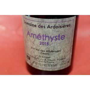 赤ワイン ドメーヌ・デ・ザルドワジエール / キュヴェ・アメジスト・ルージュ [2015]|wineholic