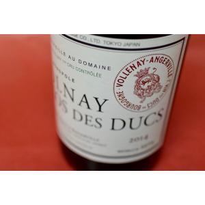 赤ワイン ドメーヌ・マルキ・ダンジェルヴィーユ / ヴォルネイ・クロ・デ・デュック [2014] 1500ml|wineholic