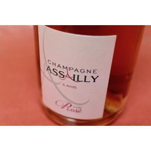 シャンパン スパークリングワイン アサイー・ルクレール・エ・フィス/ シャンパーニュ・ブリュット・ロゼ|wineholic