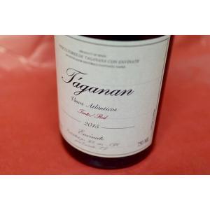 赤ワイン エンビナーテ / タガナン・ティント [2015]|wineholic