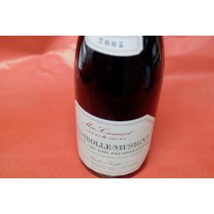 赤ワイン メオ・カミュゼ・フレール・エ・スール / シャンボール・ミュジニー・レ・フスロット [2005]|wineholic
