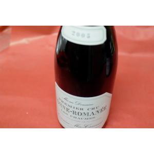 赤ワイン ドメーヌ・メオ・カミュゼ / ヴォーヌ・ロマネ・プルミエ・クリュ・レ・ショーム [2005]|wineholic