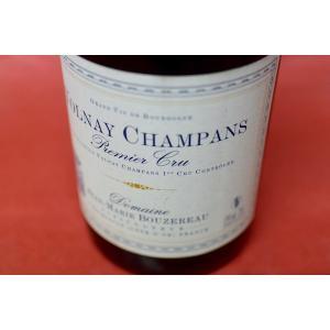 赤ワイン ドメーヌ・ジャン・マリー・ブーズロー /  ヴォルネイ・シャンパン [2009]|wineholic