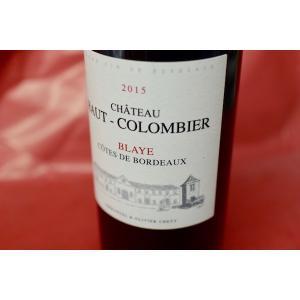 赤ワイン シャトー・オー・コロンビエ / シャトー・オー・コロンビエ・ルージュ [2015]|wineholic