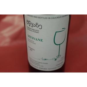 白ワイン ニコロス・アンターゼ / ムツヴァネ [2011]|wineholic