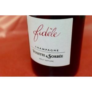 シャンパン(泡物) ヴェット・エ・ソルベ / キュヴェ・フェデル・エキストラ・ブリュット・ノン・ドゼ [2014]|wineholic