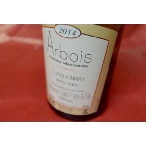 白ワイン ドメーヌ・リジエ / アルボワ・シャルドネ・ヴィエイユ・ヴィーニュ 2014|wineholic