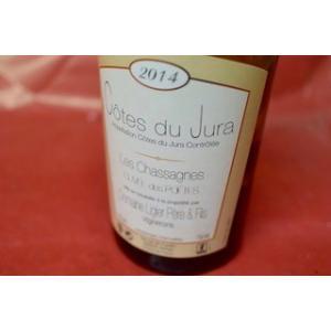 白ワイン ドメーヌ・リジエ / コート・ド・ジュラ・レ・シャサニュ・キュヴェ・デ・ポエット 2014|wineholic
