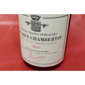 赤ワイン ジャン& ジャン・ルイ・トラペ / ジュヴレ・シャンベルタン ・オストレア 2014  1500ml|wineholic