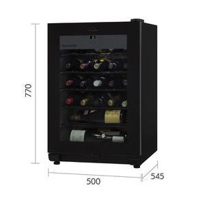 フォルスター・カジュアル FJC-95G(BK)26本 設置費別途、銀行振り込みのみ wineholic