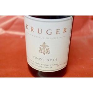 赤ワイン クルーガー・ファミリー・ワインズ / ピノ・ノワール  2016|wineholic