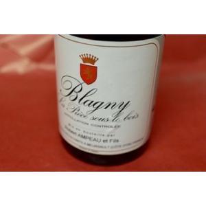 赤ワイン ロベール・アンポー / ブラニー ラ・ピエス・スー・ル・ボワ プルミエ・クリュ [1990]|wineholic