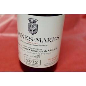 コント・ジョルジュ・ド・ヴォギエ / ボンヌ・マール [2012]【赤ワイン】|wineholic