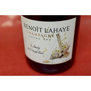 シャンパン(泡物) ブノワ・ライエ / ル・ジャルダン・ド・ラ・グロス・ピエール・ブジィ・グラン・クリュ (2017/08入荷分)|wineholic