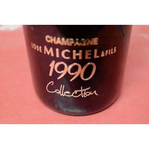 シャンパン(泡物) ジョゼ・ミッシェル / ブリュット・シャンパーニュ?コレクション 1990  1500ml|wineholic