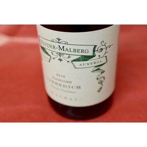 白ワイン ペーター・マルベルク / リーベディッヒ グリューナー・ヴェルトリーナー 2016|wineholic