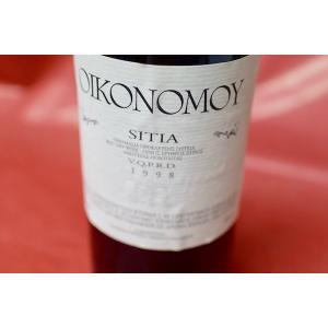 赤ワイン  ドメーヌ・エコノム / シーティア [1998]|wineholic