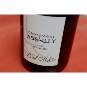 シャンパン(泡物) アサイー・ルクレール・エ・フィス/ シャンパーニュ・ブリュット・ナチュール|wineholic