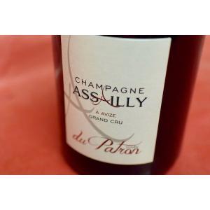 シャンパン(泡物) アサイー・ルクレール・エ・フィス/ シャンパーニュ・キュヴェ・デュ・パトロン|wineholic