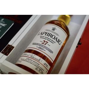 モルト・ウイスキー ラフロイグ / 27年ドイツ向け|wineholic
