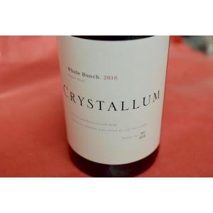 赤ワイン クリスタルム / キュヴェ・ホール・バンチ・ピノ・ノワール [2016]|wineholic