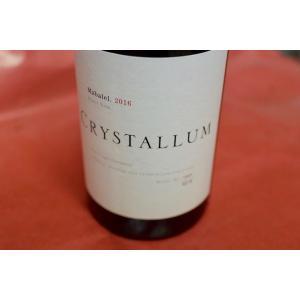 赤ワイン クリスタルム / マバベル・ピノ・ノワール [2016]|wineholic