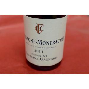 赤ワイン ドメーヌ・フォンテーヌ・ガニャール / シャサーニュ・モンラッシェ [2014] 375ml|wineholic