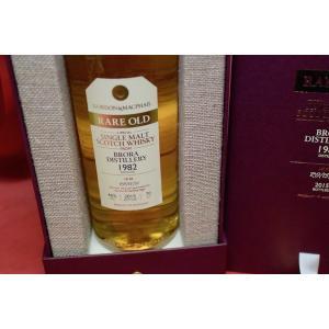 モルト・ウイスキー ブローラ / 1982年 レアオールド ゴードン&マクファイル|wineholic