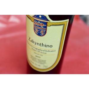 白ワイン ドメーヌ・スクラヴォス / ザギンティノ 2015|wineholic