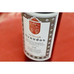 赤ワイン ドメーヌ・スクラヴォス / シノドス 2016|wineholic
