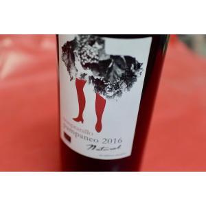 赤ワイン エセンシア・ルラル / パンパネオ・テンプラニーニョ・ナチュラル 2016|wineholic