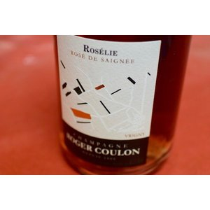 シャンパン(泡物) ロジェ・クーロン / シャンパーニュ・ブリュット・ロゼリー|wineholic